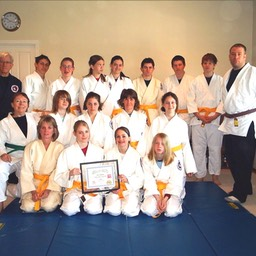 Class Photo - April 2006