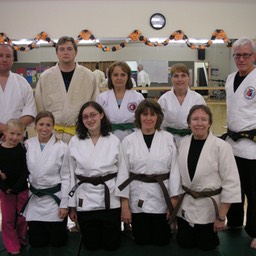 Class Photo - October 2008