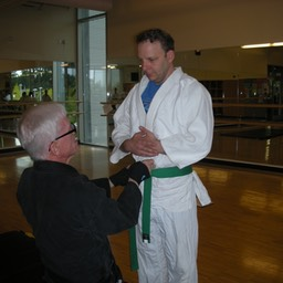 Green Belt - Charlie May 2010