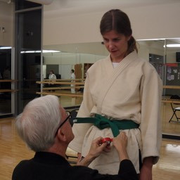 Blue Belt - XX Nov 2012